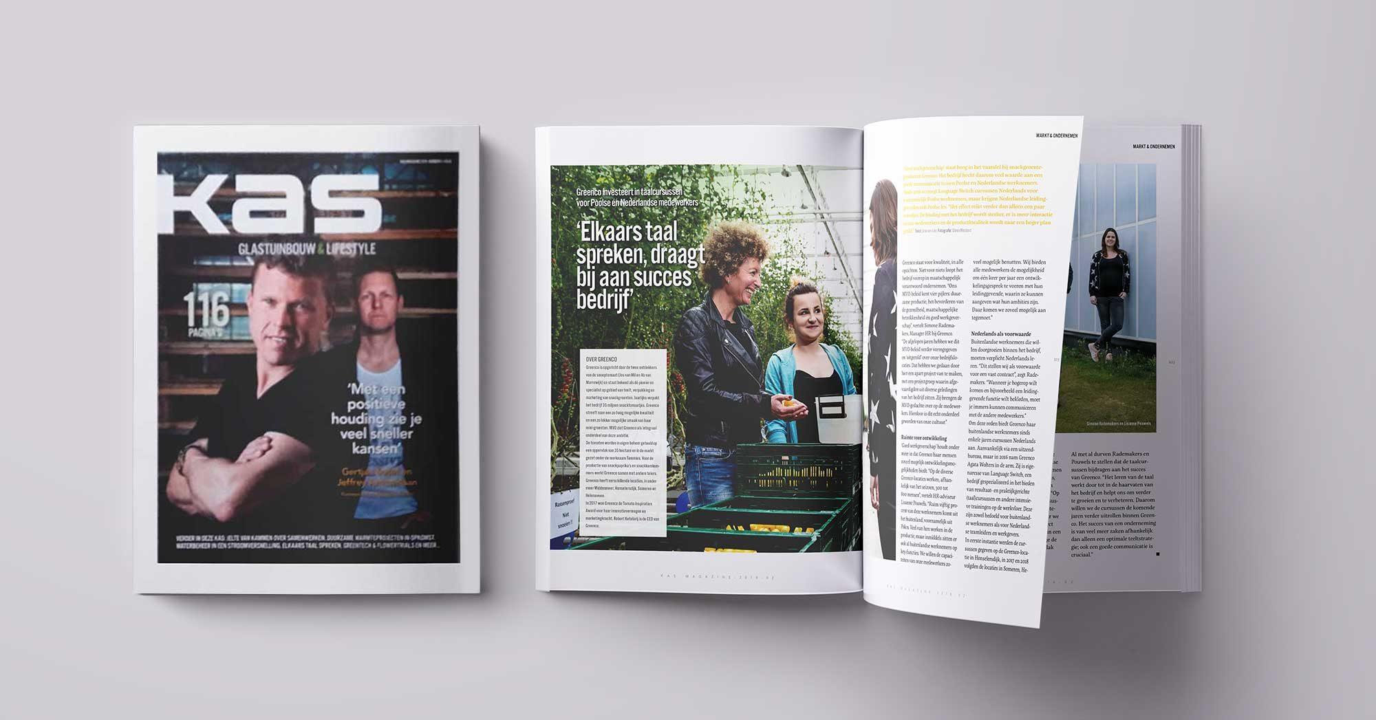Greenco Investeert In Taalcursussen Voor Poolse En Nederlandse Medewerkers