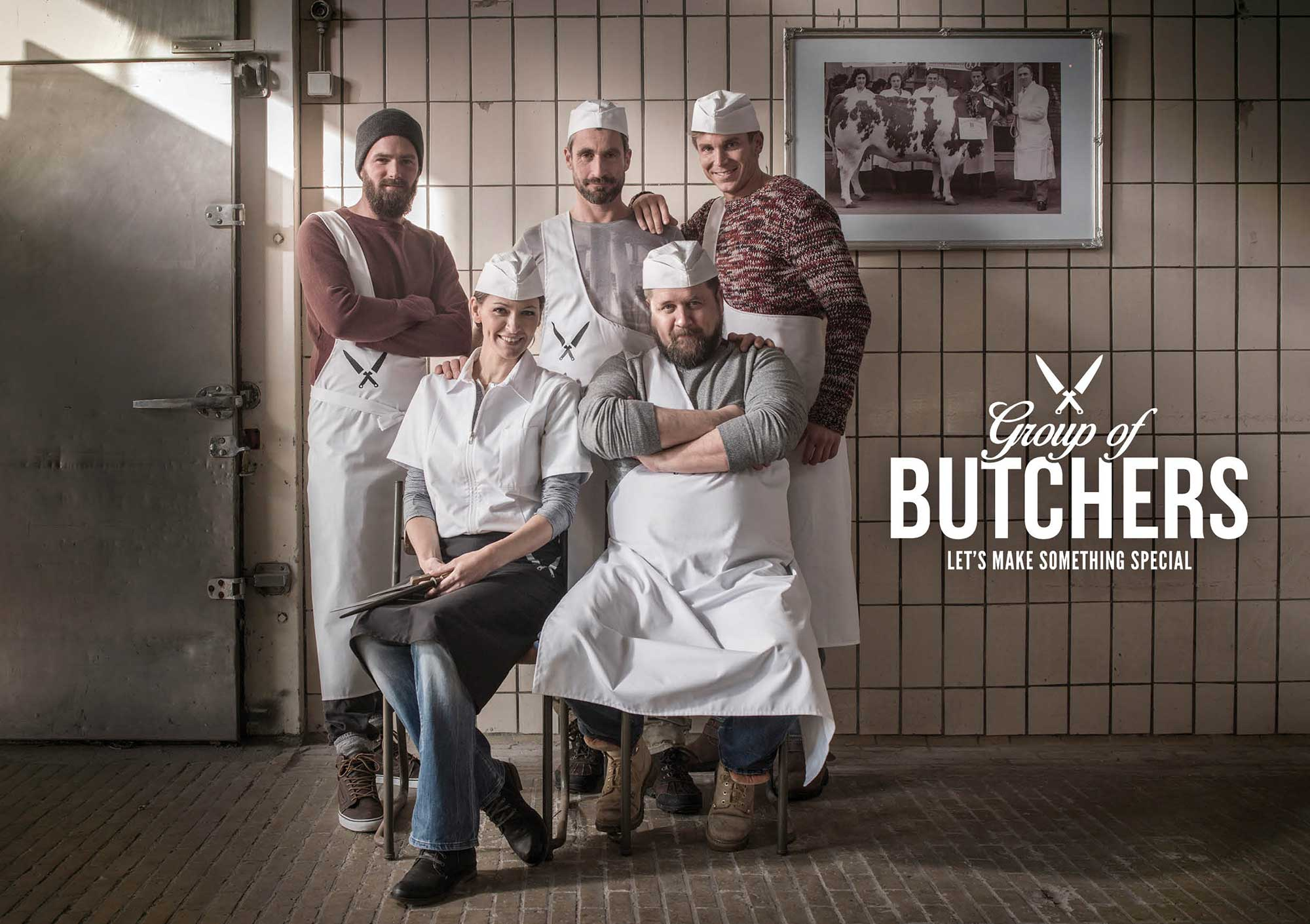 taalcursus Group of Butchers