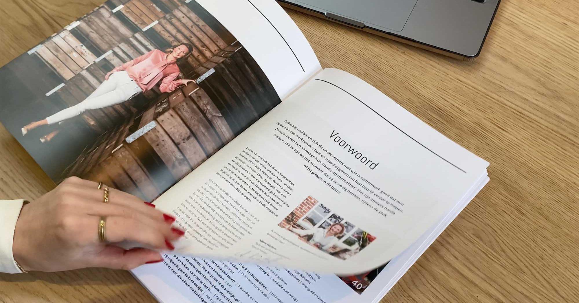 Ons Nieuwe Magazine Is Nu Ook Gratis Te Downloaden
